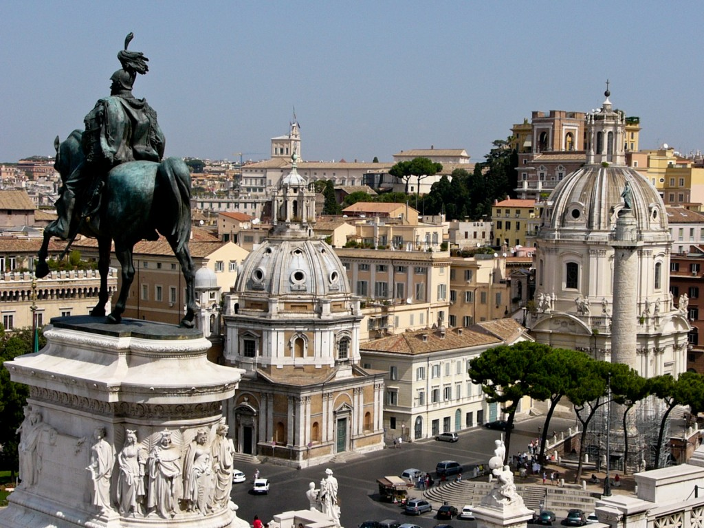 Studying in Italy - Victor Emmanuel II