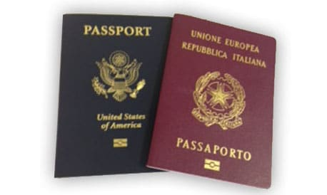 dual citizenship passports