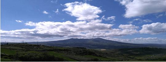 Mount Volture. Picture taken by Antonello Traficante