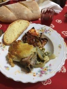 Healthy eating Italian diet